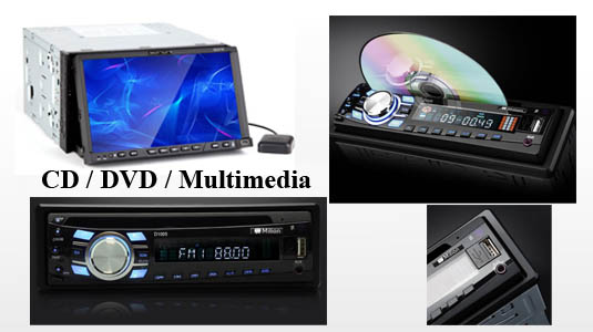 CD/DVD/Multimedia